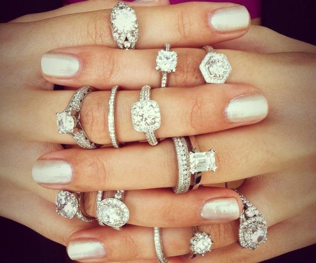 Platinum Vs Gold Engagement Rings