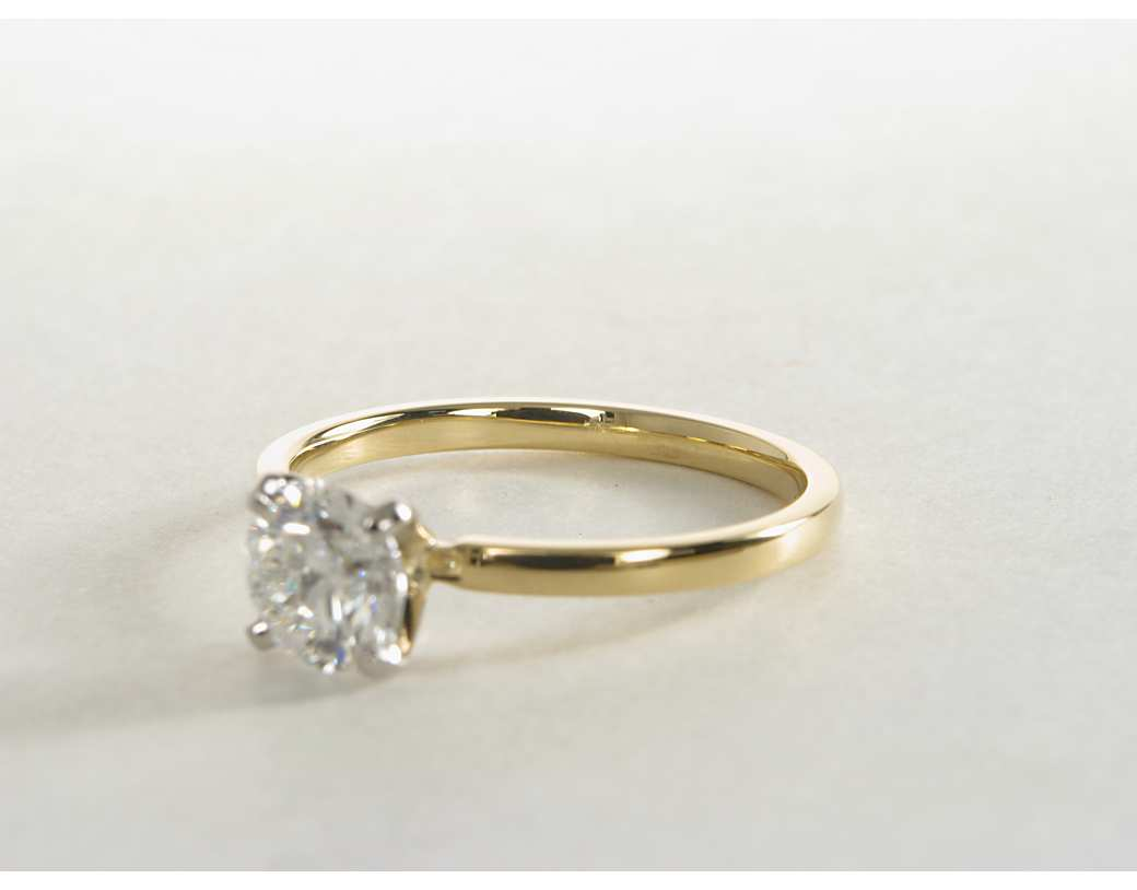 top ten engagement gold rings