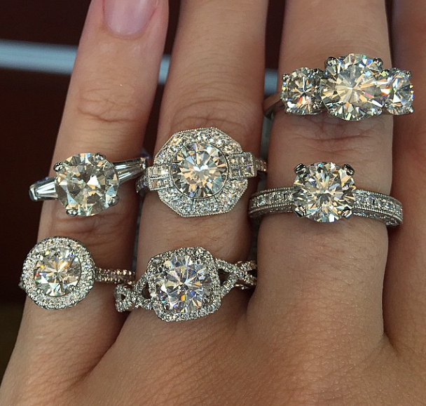 Top Engagement Ring Styles