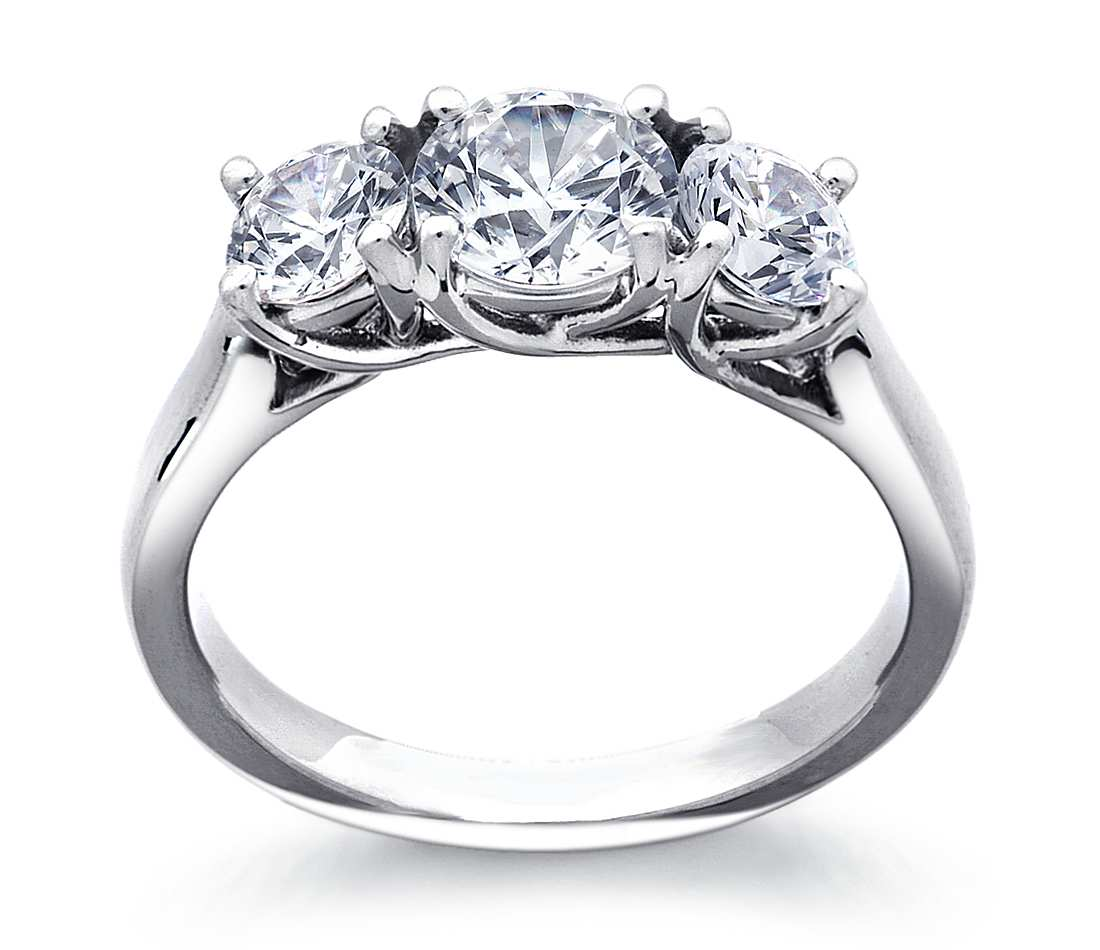 Top 10 Platinum Engagement Ring Styles